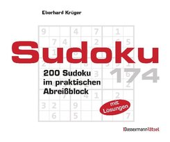 Sudoku Block - Bd.174
