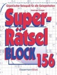 Superrätselblock - .156