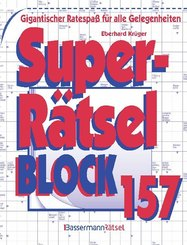 Superrätselblock - Bd.157