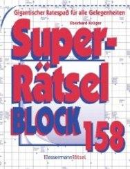 Superrätselblock - .158