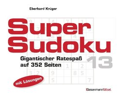 Supersudoku - .13