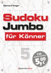 Sudoku Jumbo für Könner - .5