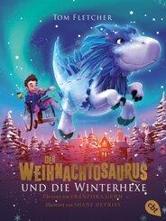 Der Weihnachtosaurus und die Winterhexe