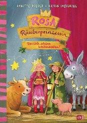 Rosa Räuberprinzessin - Tierisch schöne Weihnachten!