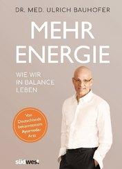Mehr Energie