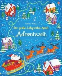 Der große Labyrinthe-Spaß: Adventszeit