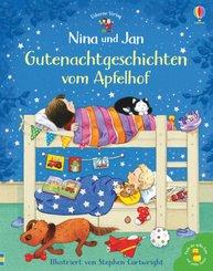 Nina und Jan - Gutenachtgeschichten vom Apfelhof