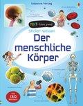 MINT - Wissen gewinnt! Sticker-Wissen: Der menschliche Körper