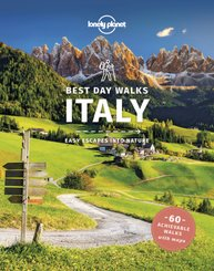 Lonely Planet Best Day Walks Italy