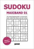 Sudoku Maxiband - Bd.1