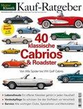 Motor Klassik Kauf-Ratgeber - 40 klassische Cabrios & Roadster