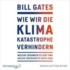 Wie wir die Klimakatastrophe abwenden, 2 Audio-CD, MP3