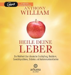 Heile deine Leber, 2 Audio-CD, MP3