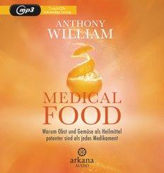 Medical Food, 2 Audio, MP3