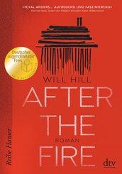 After the Fire - Nominiert für den Deutschen Jugendliteraturpreis 2021