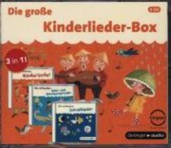 Die große Kinderlieder-Box