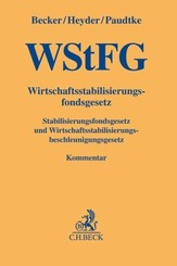 Wirtschaftsstabilisierungsfondsgesetz (WStFG)