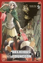 Delicious in Dungeon - .9
