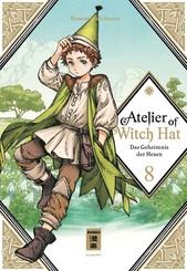 Atelier of Witch Hat, Das Geheimnis der Hexen