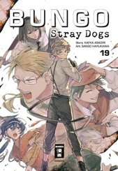 Bungo Stray Dogs - Bd.19