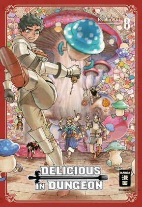 Delicious in Dungeon - Bd.8
