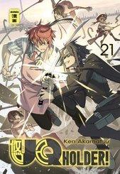 UQ Holder!; Volume 7 - Bd.21