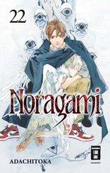 Noragami - Bd.22