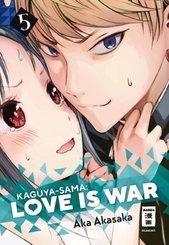Kaguya-sama: Love is War - Bd.5