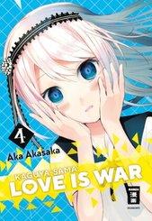 Kaguya-sama: Love is War - Bd.4
