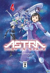 Astra Lost in Space - Bd.4
