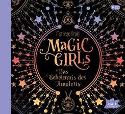 Magic Girls. Das Geheimnis des Amuletts, 6 Audio-CD