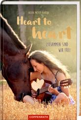 Heart to heart; .