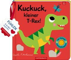 Kuckuck, kleiner T-Rex!
