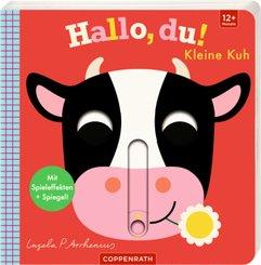 Hallo, du! Kleine Kuh