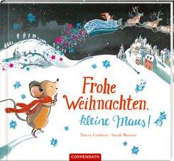 Frohe Weihnachten, kleine Maus!