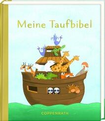 Geschenkbuch - Meine Taufbibel