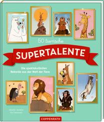 50 tierische Supertalente
