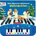 Mein allererstes Klavierbuch Weihnachten, mit Klaviertastatur und Sounds