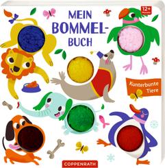 Mein Bommel-Buch: Lustige Tiere