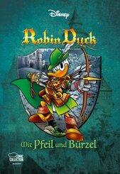 Robin Duck - Mit Pfeil und Bürzel