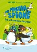 Die Pinguin-Spione - Die unheimliche Eiscreme