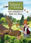 Pettersson und Findus - Tiere entdecken in Wald und Wiese