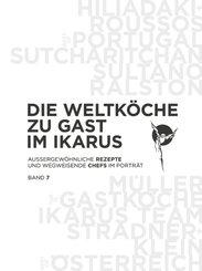Die Weltköche zu Gast im Ikarus - .7