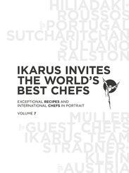 Ikarus invites the world's best chefs; Volumen 2