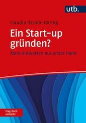 Ein Start-up gründen? Frag doch einfach!