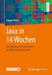 Java in 14 Wochen