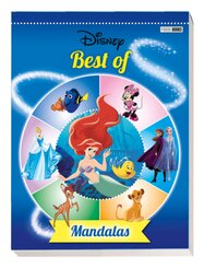 Disney - Best of  Mandalas