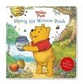 Disney Winnie Puuh: Honig für Winnie Puuh - Fühlbilderbuch