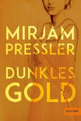 Dunkles Gold