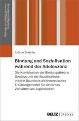 Bindung und Sozialisation während der Adoleszenz